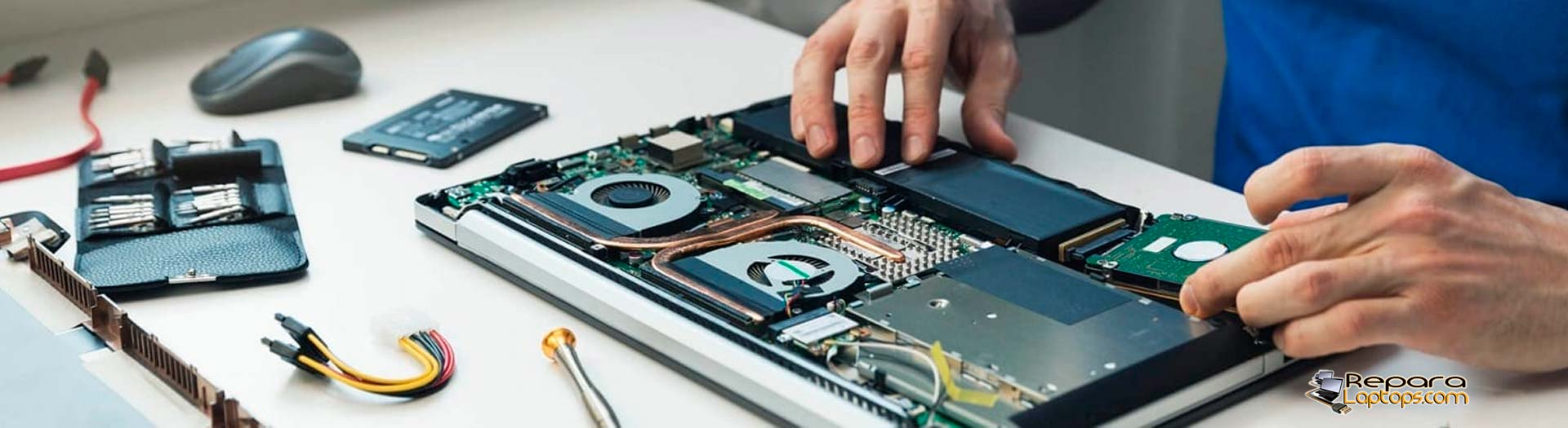 HP Dell Acer Toshiba Lenovo Asus Hewlett Packard Reparacion Repuestos Servicio Tecnico Computadoras Laptops Portatiles MAC