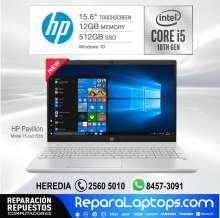 HP Repuestos Partes Laptops Costa Rica HP Pavilion 15.6