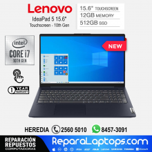 Lenovo Repuestos Partes Laptops Costa Rica Lenovo IdeaPad 5 15.6