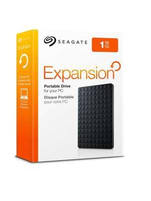 Repuestos Partes Laptops Costa Rica DISCO DURO EXTERNO 1TB SEAGATE USB 3.0 / 2.5