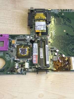 Repuestos Reparación Computadoras Portátil Toshiba 391